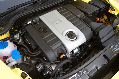 Сервис Опель / Шкода / Фольксваген / Шевроле - Диагностика двигателя SKODA-Octavia-II-RS