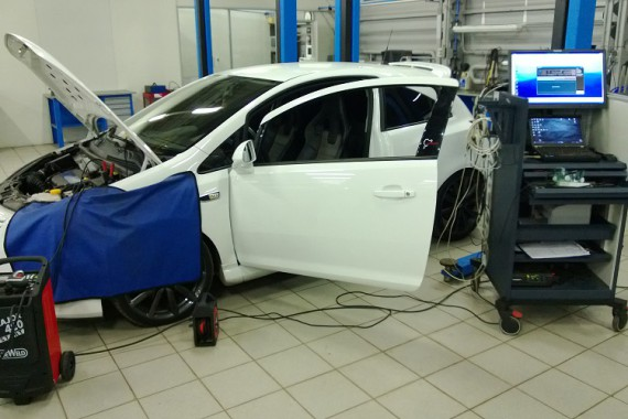 чип тюнинг Опель Opel
