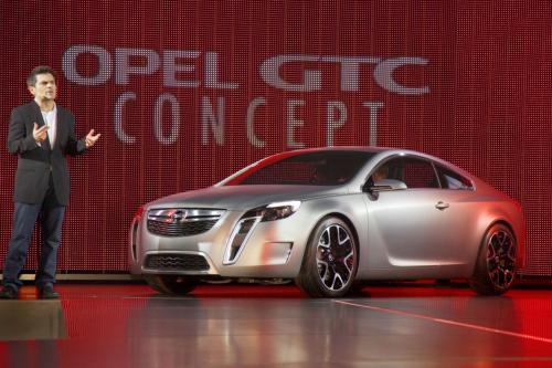 Opel возродит купе Calibra
