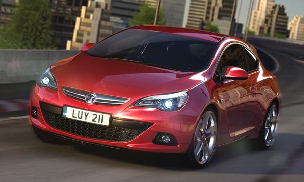 Opel показал новый «горячий» хэтч Astra GTC