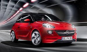Opel выпустит «заряженный» Adam OPC