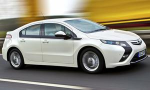 Opel Ampera стал самым популярным электромобилем в Европе