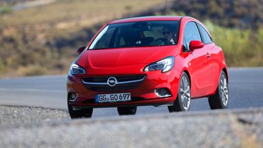 Продажи концерна Opel составили почти 1,1 млн автомобилей в 2014 году