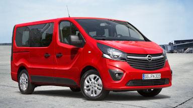 Новый Opel Vivaro: практичный, элегантный офис на колесах