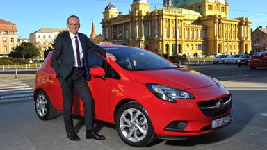 OPEL — новые награды: Opel принимает Autobest 2015 приз за нью-Corsa