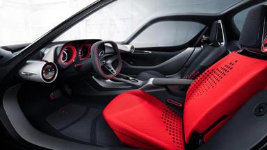 Взгляд в будущее: новые сервисы Opel GT Concept