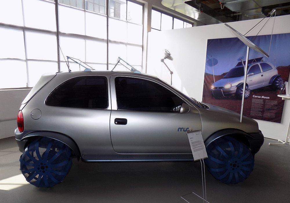 сервис Opel Corsa Moon