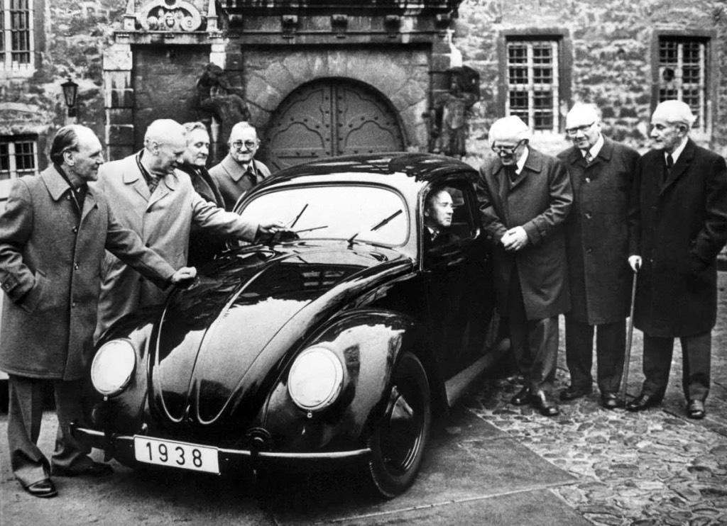 Первый Volkswagen