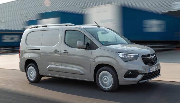 Opel Combo 2019 кузов