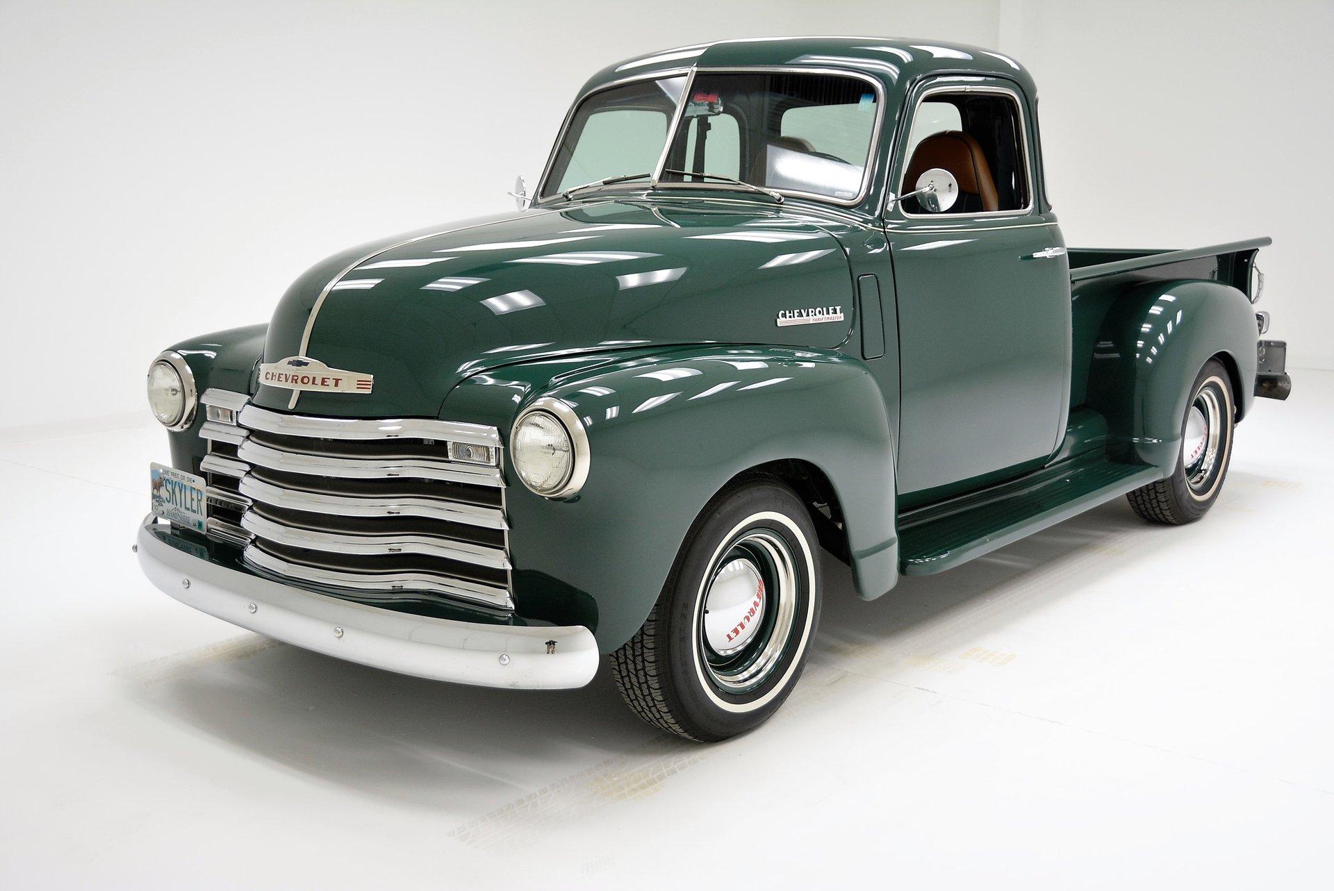 chevrolet 1948 Pickup