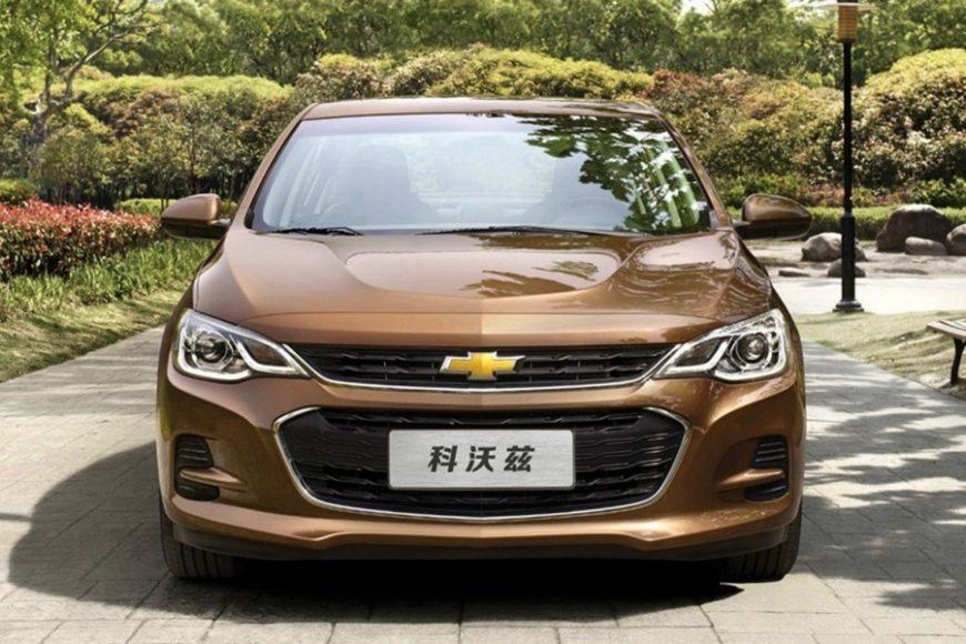 Chevrolet обновил сразу несколько популярных моделей авто
