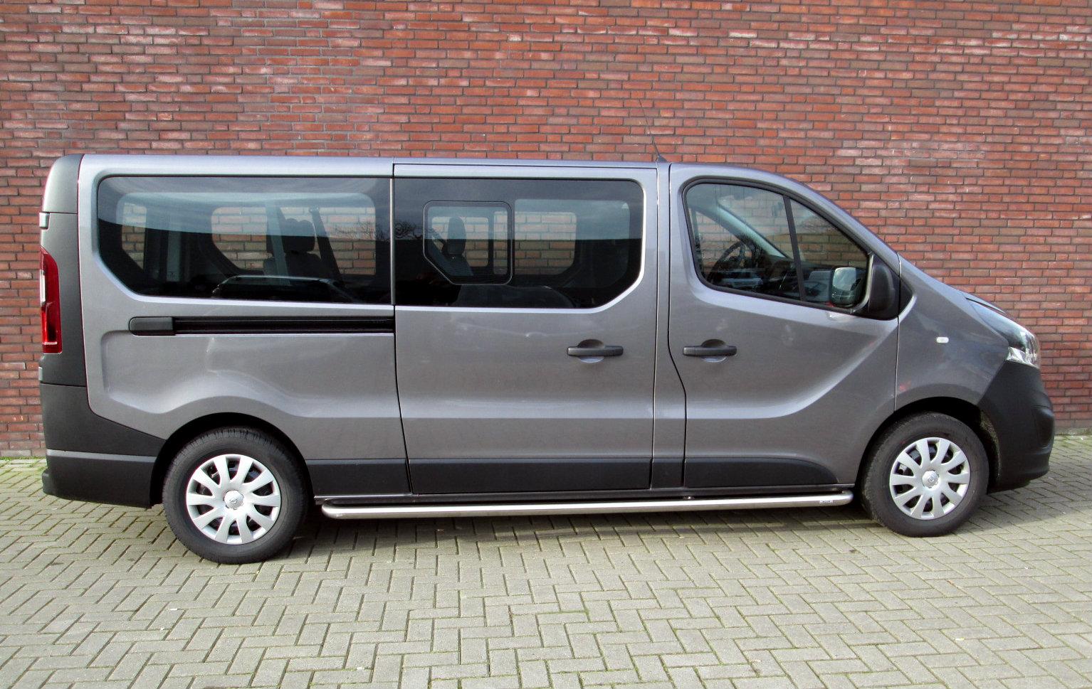 Opel Zafira Life сервис