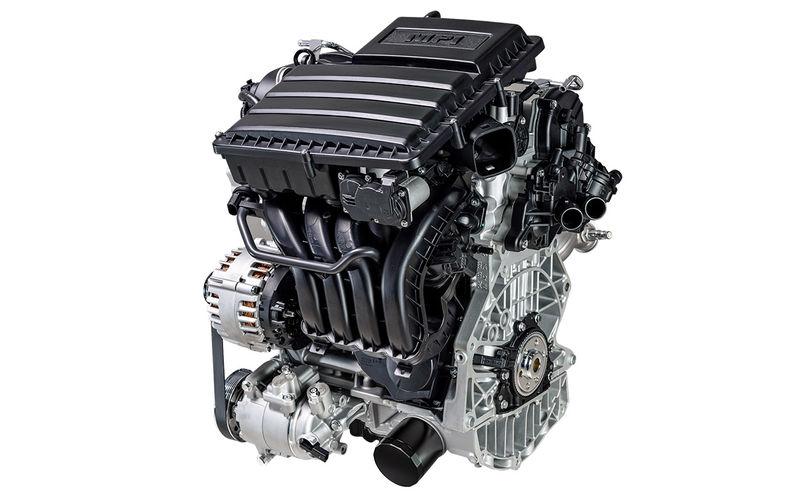 Атмосферный мотор 1.6 серии CWVA