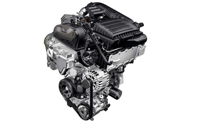 Наддувный мотор 1.4 (125 л.с.) серии CZCA