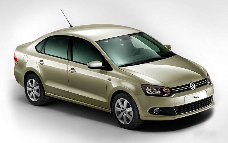 Volkswagen Polo Sedan сервис