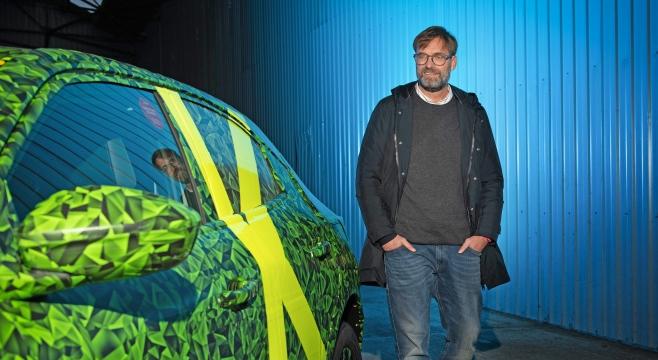 Новый Opel Mokka — выбор Юргена Клопп