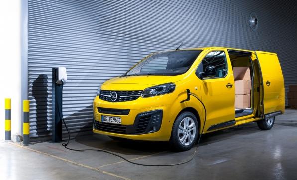 """Новый Opel Vivaro-e: без выбросов вредных веществ """"E"""""""