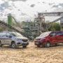 Внедорожники: Opel Combo Cargo и Opel Vivaro с полным приводом