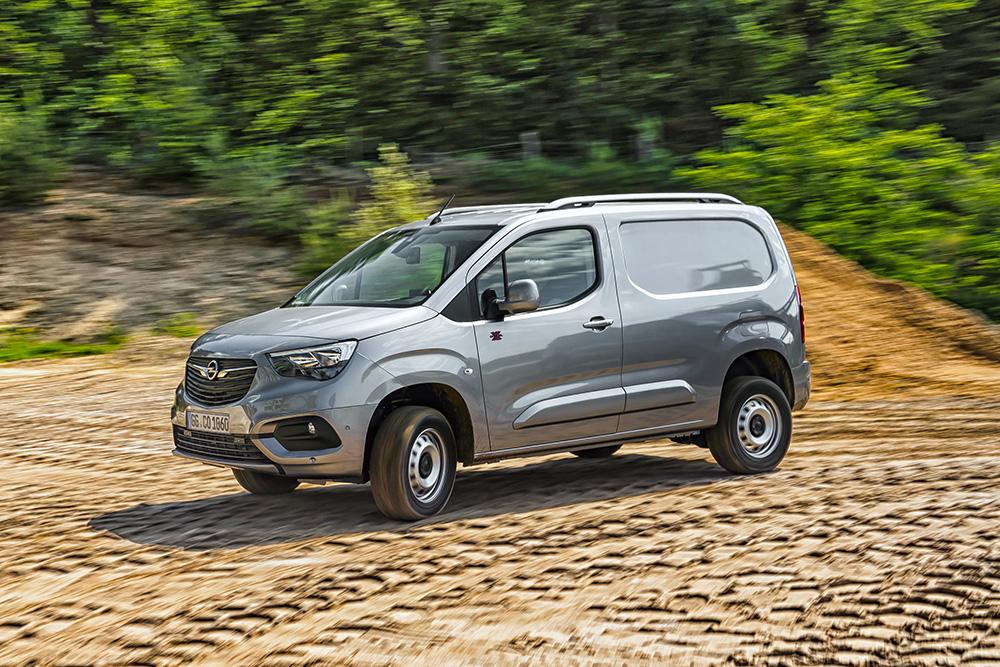 Opel-Combo ремонт в юао