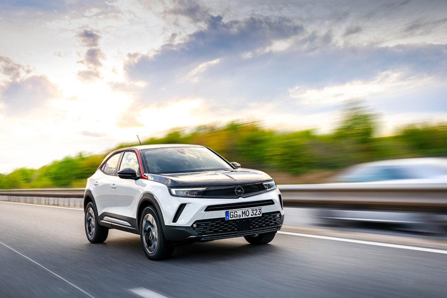Сверхэффективные двигатели: новый Opel Mokka сочетает в себе «веселье» и современность
