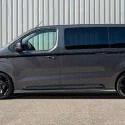 Галерея: Irmscher is3 Black Phantom на базе Opel Zafira