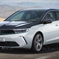 Галерея: 2021 рендеринг Opel Astra