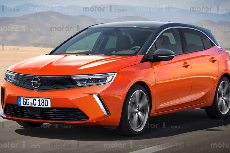 Острый дизайн новой Opel Mokka: сочетание с компактным хэтчбеком