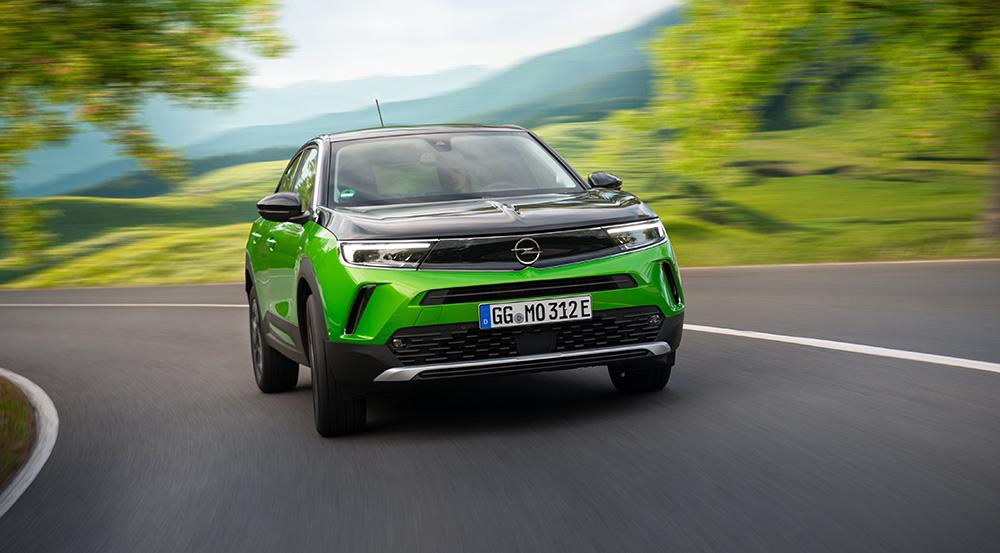 2020 Opel Mokka-e сервис