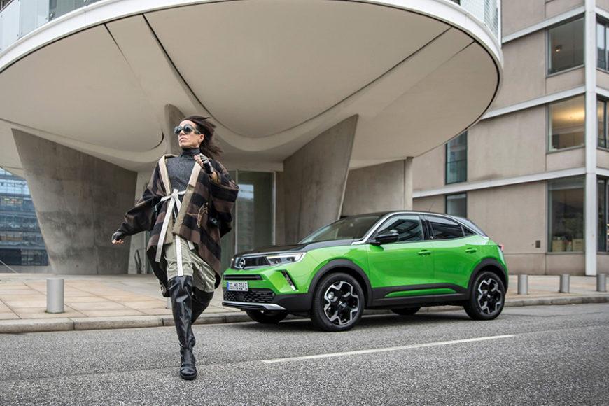 Знатоки стиля обожают Новый Opel Mokka