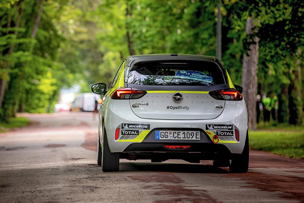 сервис Opel Corsa-e, фото: int-media.opel.com
