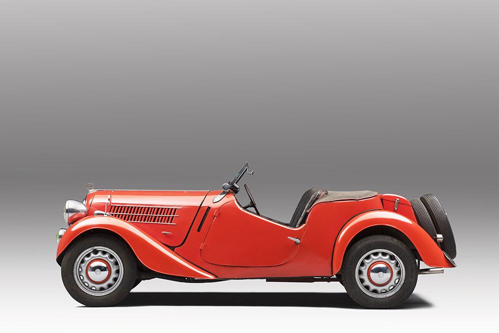 Выдающийся успех Шкода на ралли Монте-Карло, 1936