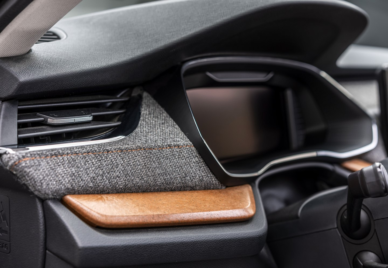 Шкода использует эко-материалы в автомобилях